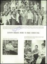 1967 Delaware Academy Yearbook Page 44 & 45