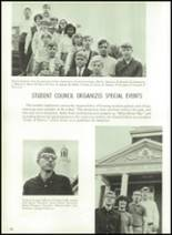 1967 Delaware Academy Yearbook Page 50 & 51
