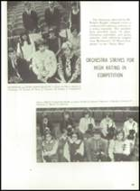 1967 Delaware Academy Yearbook Page 52 & 53