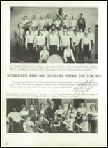 1967 Delaware Academy Yearbook Page 56 & 57