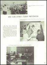 1967 Delaware Academy Yearbook Page 68 & 69