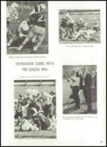 1967 Delaware Academy Yearbook Page 72 & 73