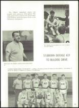 1967 Delaware Academy Yearbook Page 74 & 75