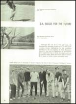 1967 Delaware Academy Yearbook Page 82 & 83