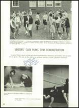 1967 Delaware Academy Yearbook Page 86 & 87
