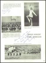 1967 Delaware Academy Yearbook Page 88 & 89