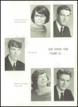 1967 Delaware Academy Yearbook Page 92 & 93