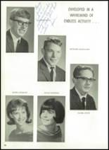 1967 Delaware Academy Yearbook Page 94 & 95