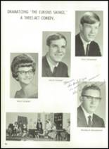 1967 Delaware Academy Yearbook Page 96 & 97