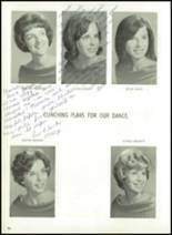 1967 Delaware Academy Yearbook Page 98 & 99