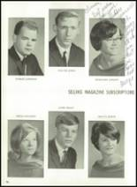 1967 Delaware Academy Yearbook Page 100 & 101