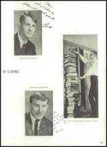 1967 Delaware Academy Yearbook Page 104 & 105