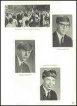 1967 Delaware Academy Yearbook Page 106 & 107