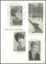 1967 Delaware Academy Yearbook Page 108 & 109