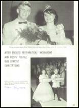 1967 Delaware Academy Yearbook Page 110 & 111
