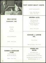 1967 Delaware Academy Yearbook Page 130 & 131