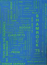 1975 Yearbook Sheldon High School