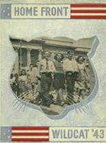 1943 Yearbook Central High School