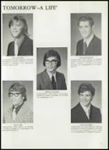 1974 Roseland High School Yearbook Page 10 & 11