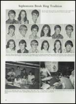 1974 Roseland High School Yearbook Page 16 & 17