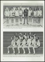 1974 Roseland High School Yearbook Page 30 & 31