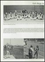 1974 Roseland High School Yearbook Page 34 & 35