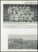 1974 Roseland High School Yearbook Page 38 & 39