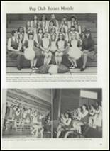 1974 Roseland High School Yearbook Page 42 & 43