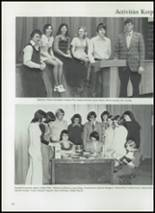 1974 Roseland High School Yearbook Page 44 & 45