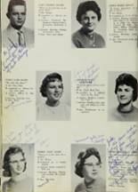 1961 Traip Academy Yearbook Page 18 & 19