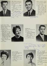 1961 Traip Academy Yearbook Page 20 & 21