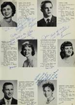 1961 Traip Academy Yearbook Page 22 & 23