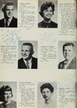 1961 Traip Academy Yearbook Page 26 & 27