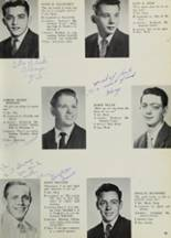 1961 Traip Academy Yearbook Page 28 & 29