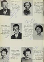1961 Traip Academy Yearbook Page 30 & 31