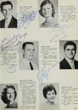 1961 Traip Academy Yearbook Page 32 & 33