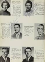 1961 Traip Academy Yearbook Page 36 & 37