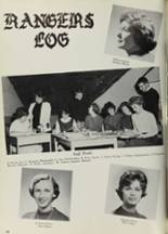 1961 Traip Academy Yearbook Page 72 & 73