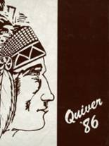 1986 Yearbook Woonsocket High School