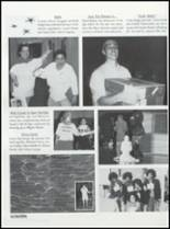 2001 Clyde High School Yearbook Page 10 & 11
