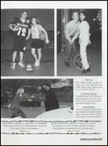 2001 Clyde High School Yearbook Page 24 & 25