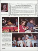 2001 Clyde High School Yearbook Page 34 & 35
