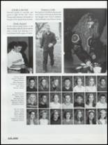 2001 Clyde High School Yearbook Page 36 & 37