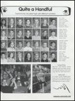 2001 Clyde High School Yearbook Page 40 & 41