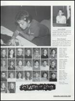 2001 Clyde High School Yearbook Page 42 & 43