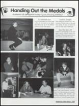 2001 Clyde High School Yearbook Page 50 & 51