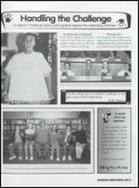 2001 Clyde High School Yearbook Page 52 & 53