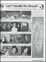2001 Clyde High School Yearbook Page 80 & 81