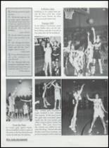 2001 Clyde High School Yearbook Page 100 & 101