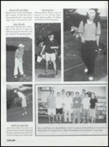 2001 Clyde High School Yearbook Page 104 & 105